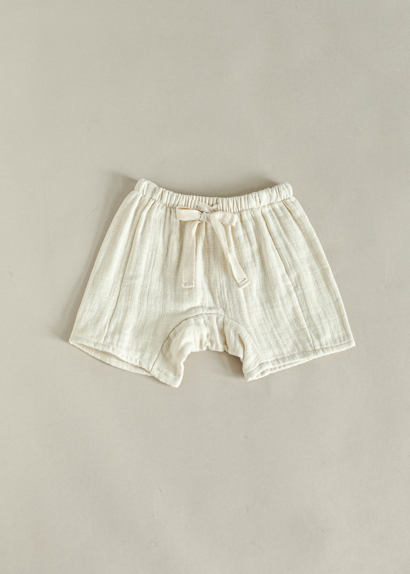HARU SHORTS | OFF WHITE