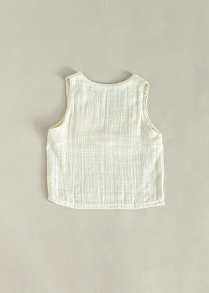 NOAK TOP  | OFF WHITE