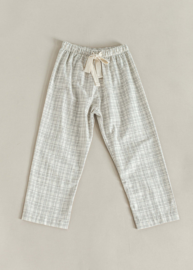 AART TROUSER | LAUREL CHECK