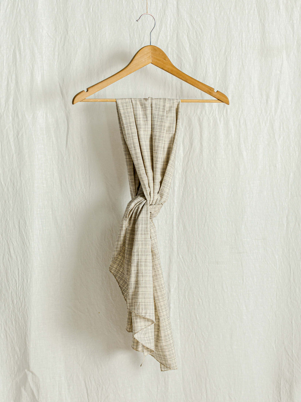 SCARF | LAUREL CHECK