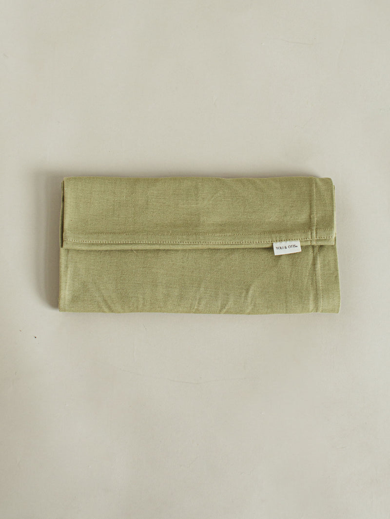 CARRIER IN KASAM OLIVE