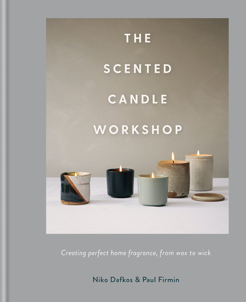 BOOKS | THE SCENTED CANDLE WORKSHOP