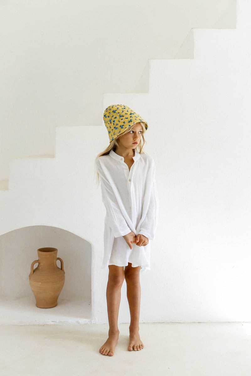 BALDUR DRESS | WHITE