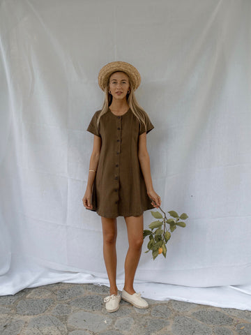 OPHELIA SUIT | NATURAL