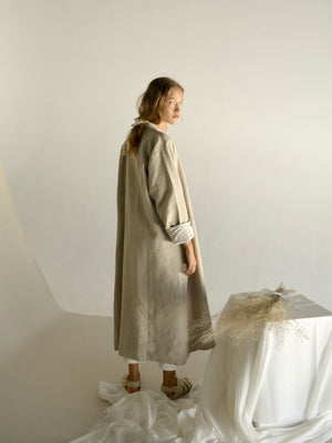 FIFI COAT | NATURAL
