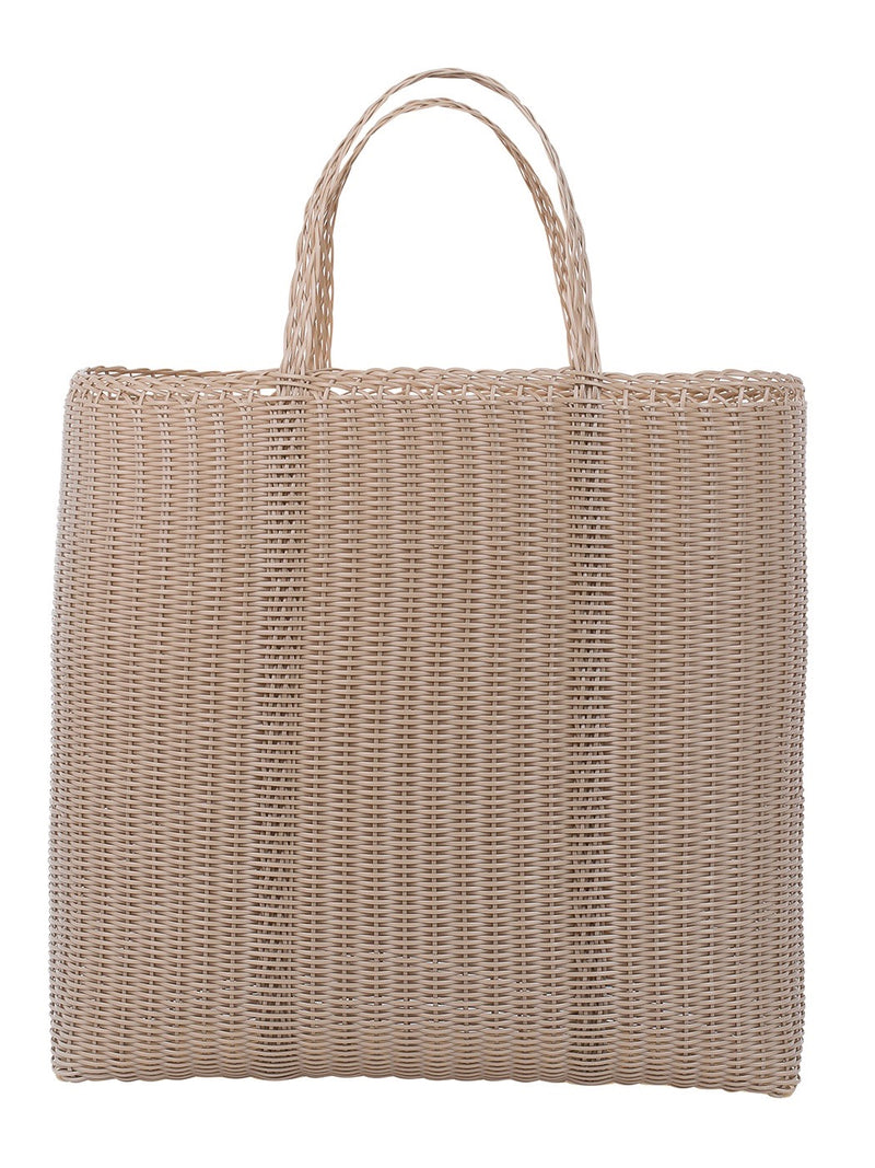 Palorosa | Tote Bag Flat Large in Sand