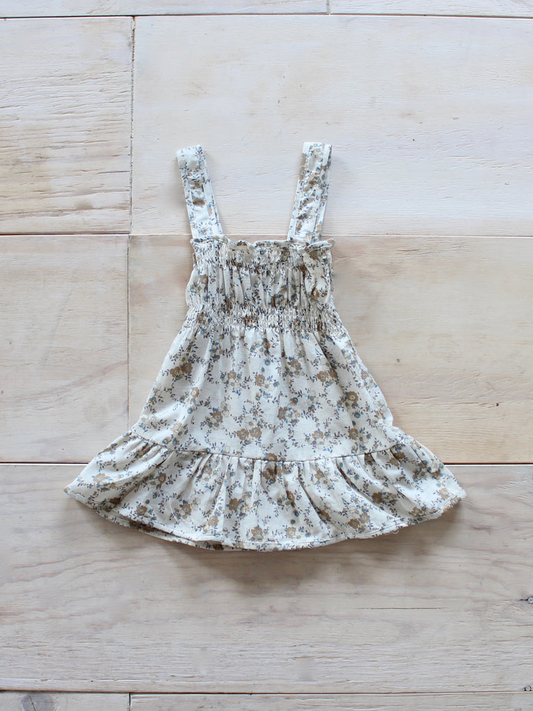 RÓSI DRESS | ANTIQUE FLORAL