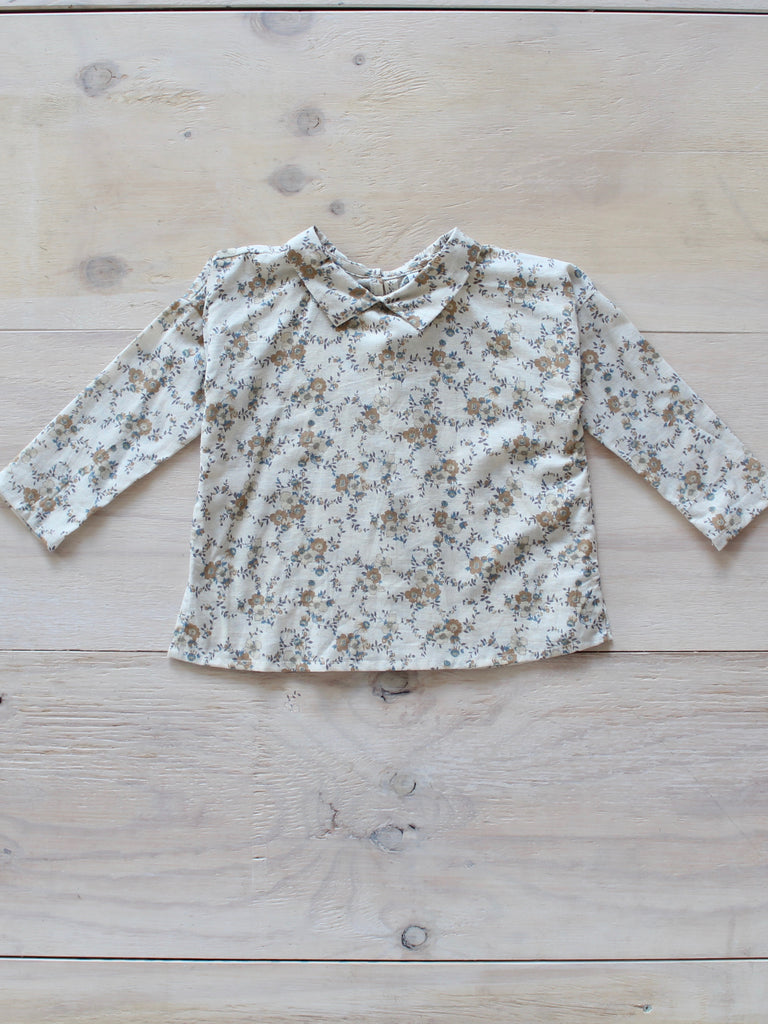 ERON SHIRT | ANTIQUE FLORAL