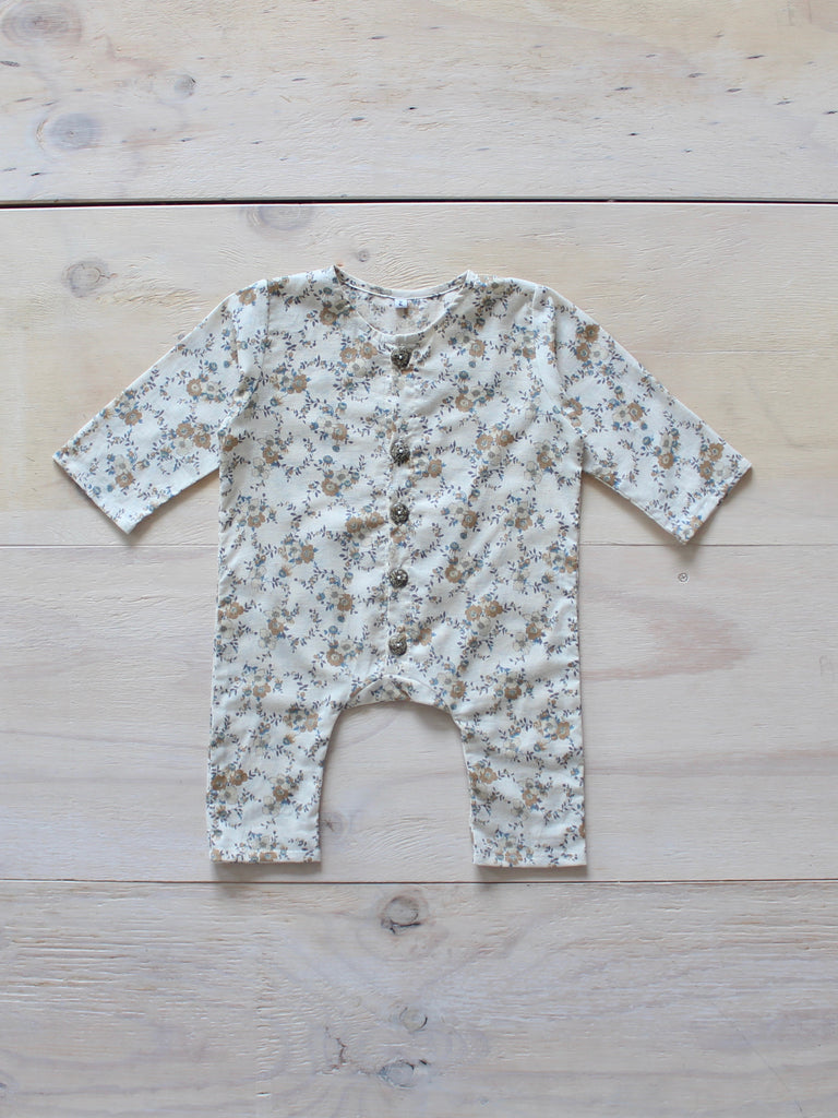 OTTÍ SUIT | ANTIQUE FLORAL