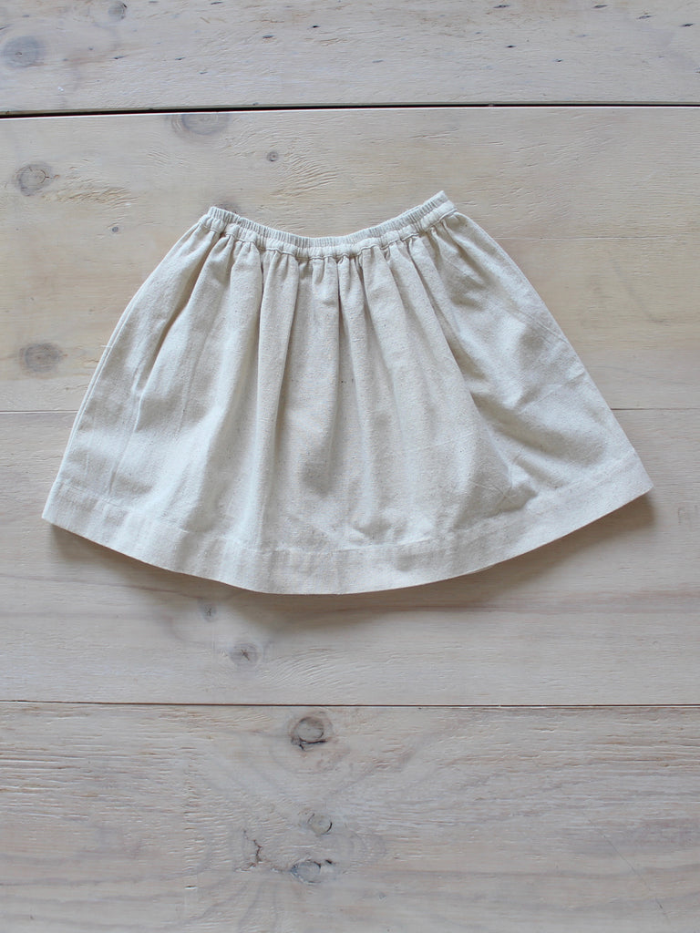 MARÚS SKIRT | NATURAL