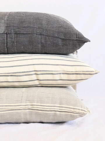 IN BED | PILLOW SETS | WHITE