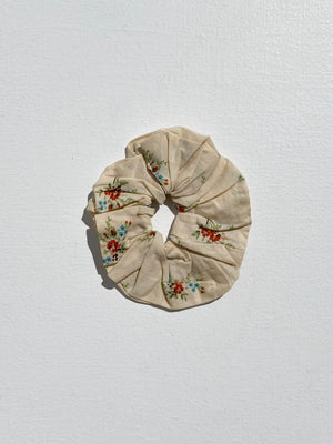 SCRUNCHIE | FRENCH FLORAL