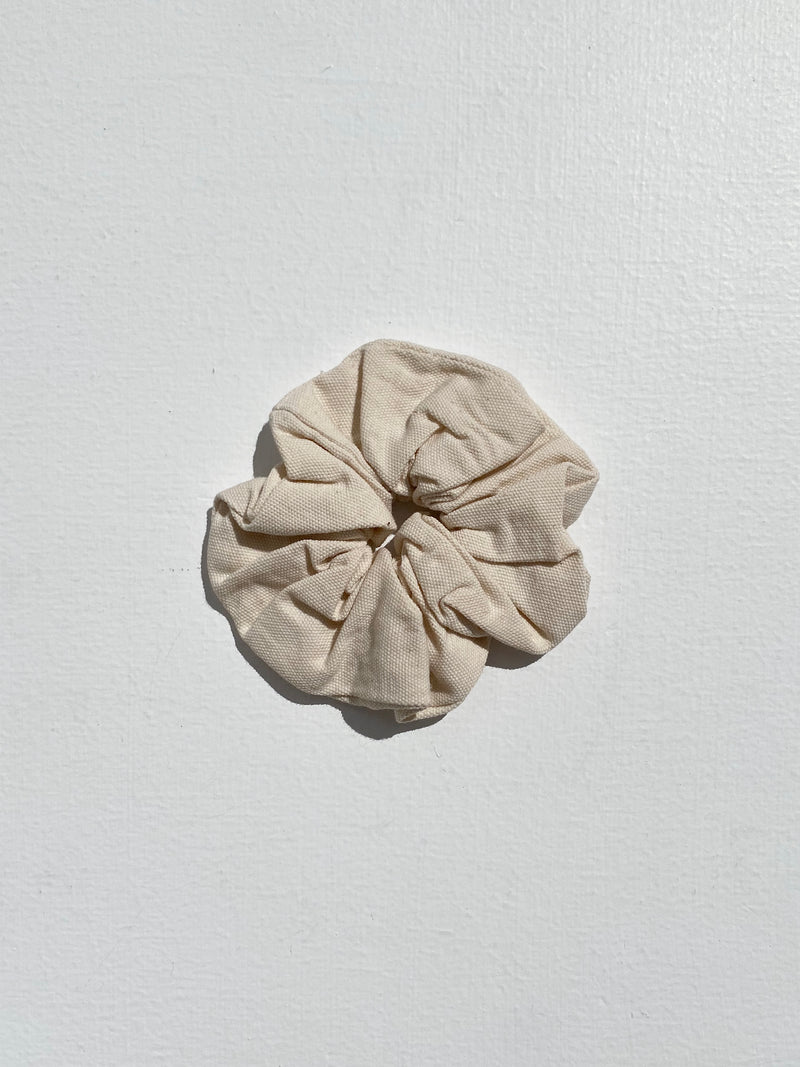 SCRUNCHIE | UNDYED DENIM