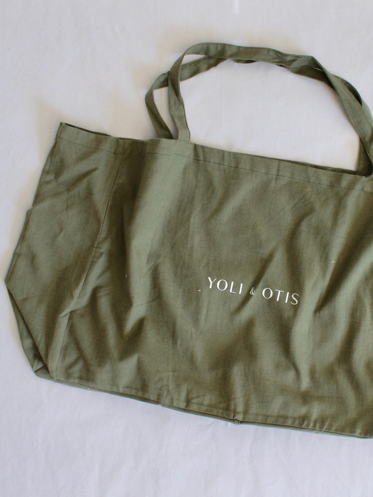 TOTE BAG | DRIED HERB
