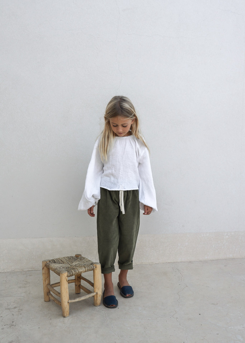 AART TROUSER | MARTINI OLIVE