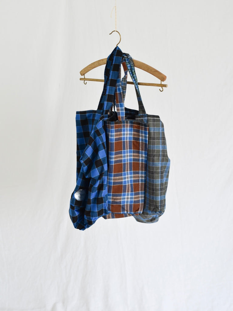 Fog Linen | Reversible Bag