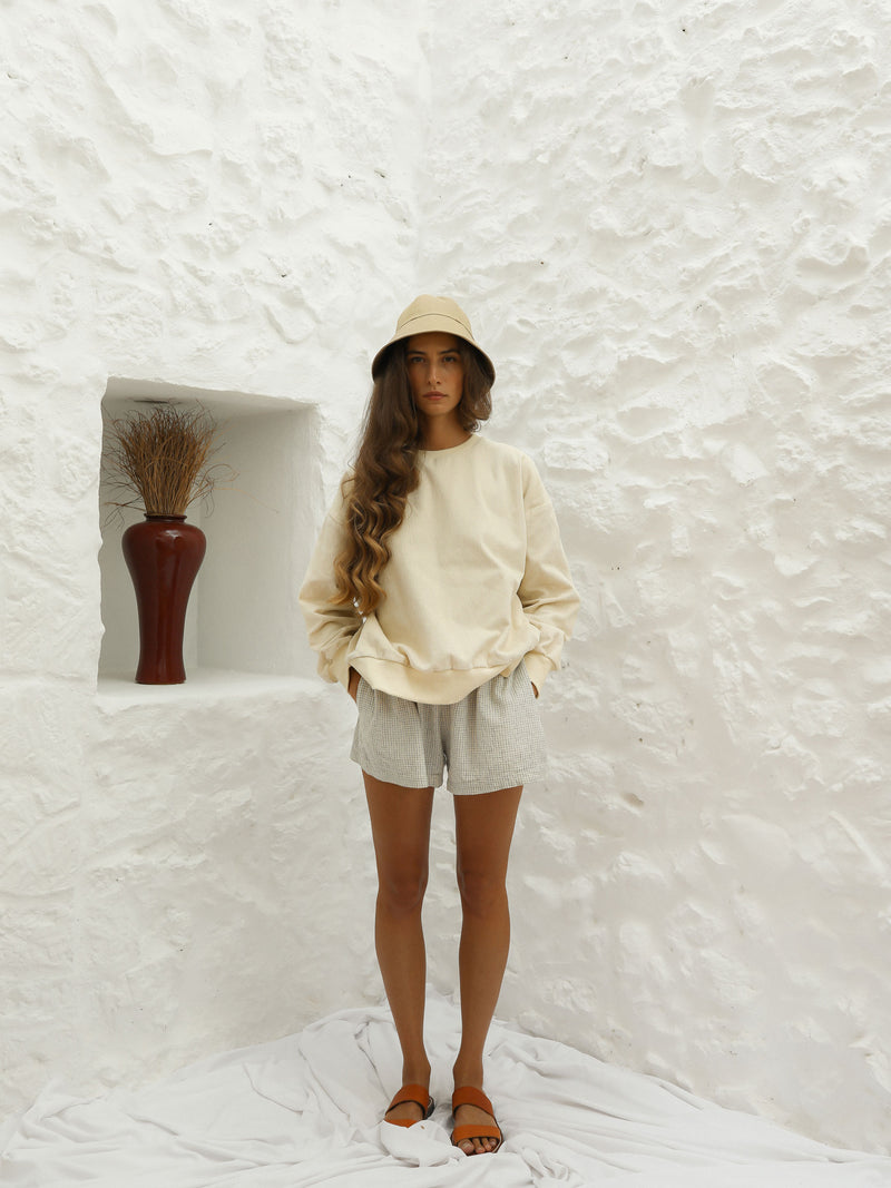 ROSALIE JUMPER | NATURAL