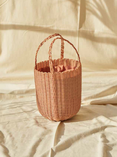 PALOROSA | BUCKET | ROSE | SMALL
