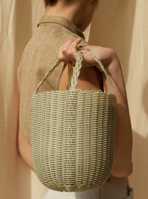 PALOROSA | BUCKET | PALM | SMALL