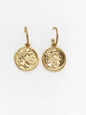 Reliquia | Moneda Earrings
