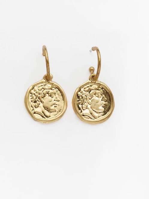 Reliquia | Moeda Earrings