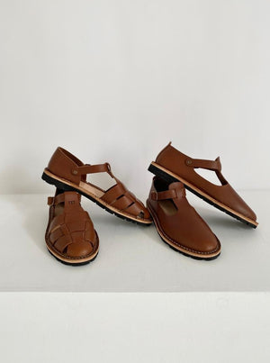 STEVE MONO | ARTISANAL SHOES | CHOCOLATE 10/15