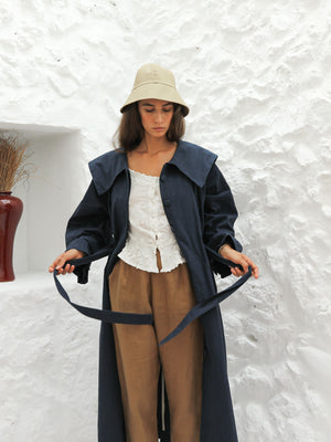 YOSELIN TRENCH | NAVY