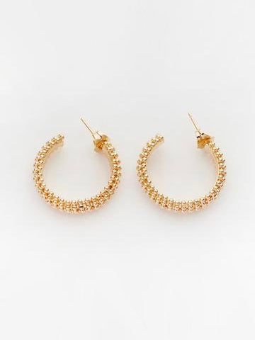 RELIQUIA | ALICE HOOPS | GOLD