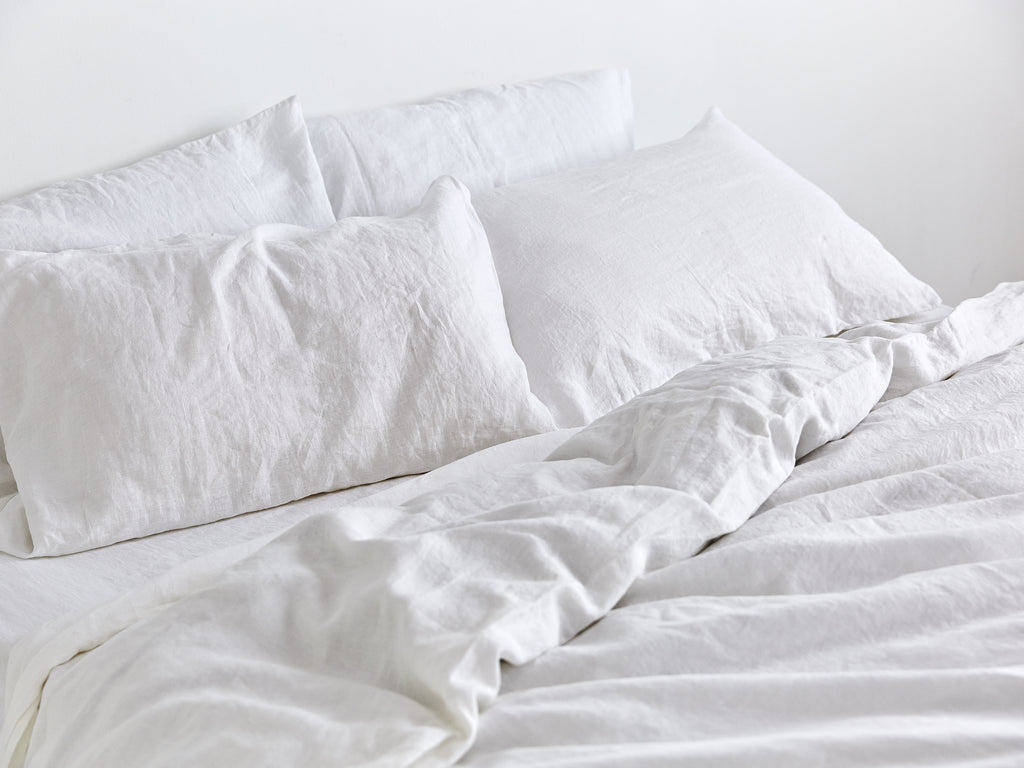 IN BED | FLAT SHEETS