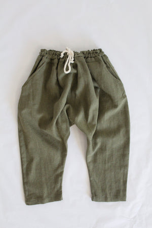 Gérard trouser | DRIED HERB