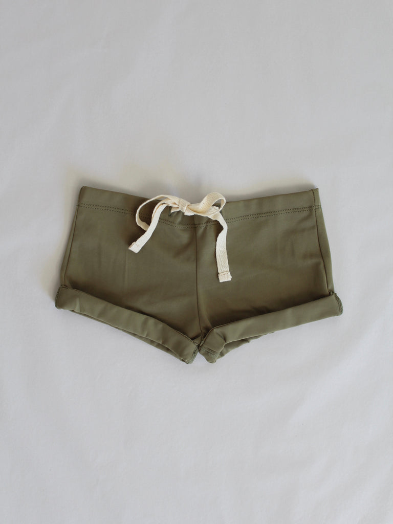 Julian Trunks | olive