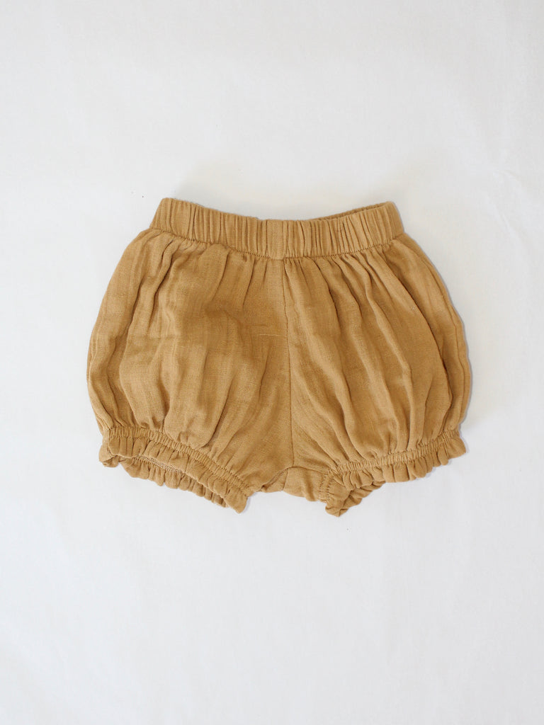 FROU FROU SHORTS | Dark tan
