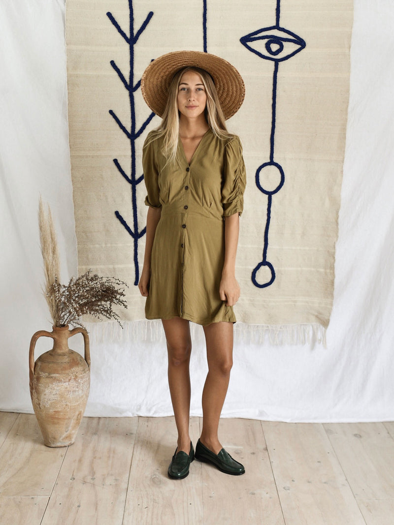 JEANNE DRESS | DRIED HERB