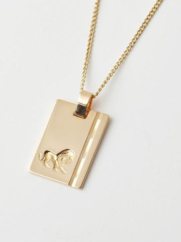 RELIQUIA | GOLD STAR SIGN NECKLACE | LEO