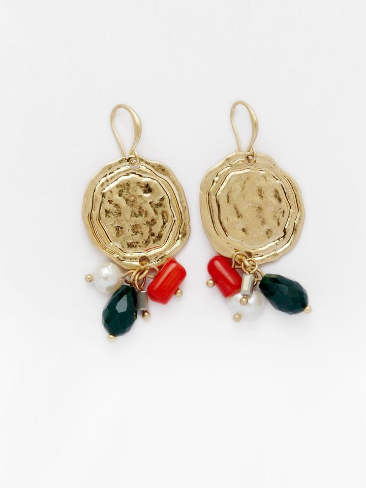 RELIQUIA | NEOLITHIC EARRINGS | GOLD