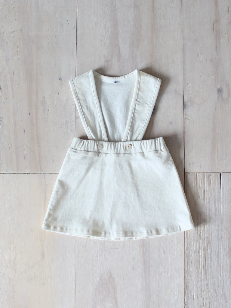 EMANE DRESS | NUTMILK