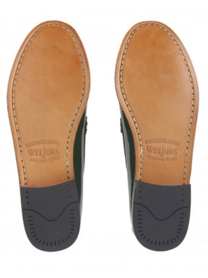 G. H Bass & Co | WEEJUN Penny Wheel Loafers | SPRUCE