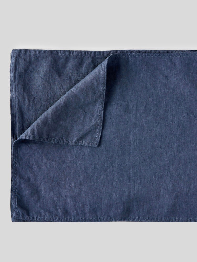 IN BED | PLACEMAT SET | FRENCH BLUE