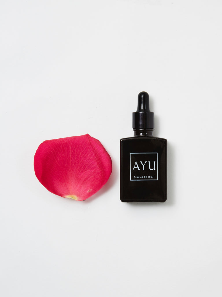 Ayu Perfume Oil Smoking Rose Yoli And Otis