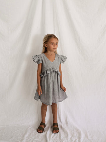GABRIEL DRESS | PEARL