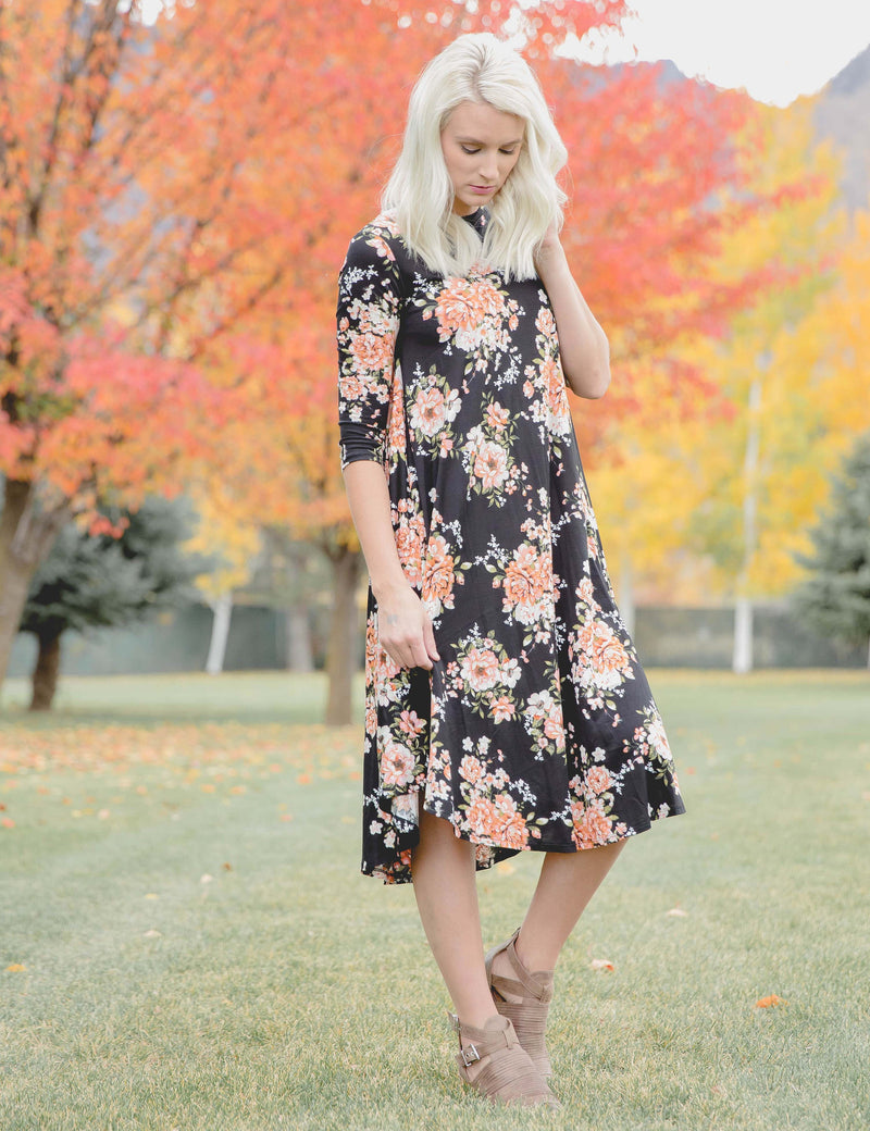 How To Wear Florals In Any Season