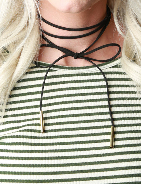 The Choker Necklace Trend