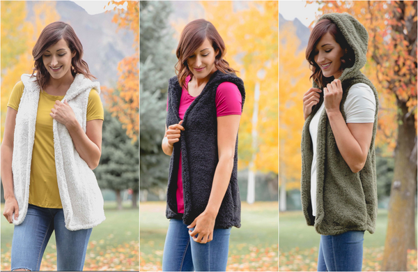 3 reasons why you need THE vest in your life...