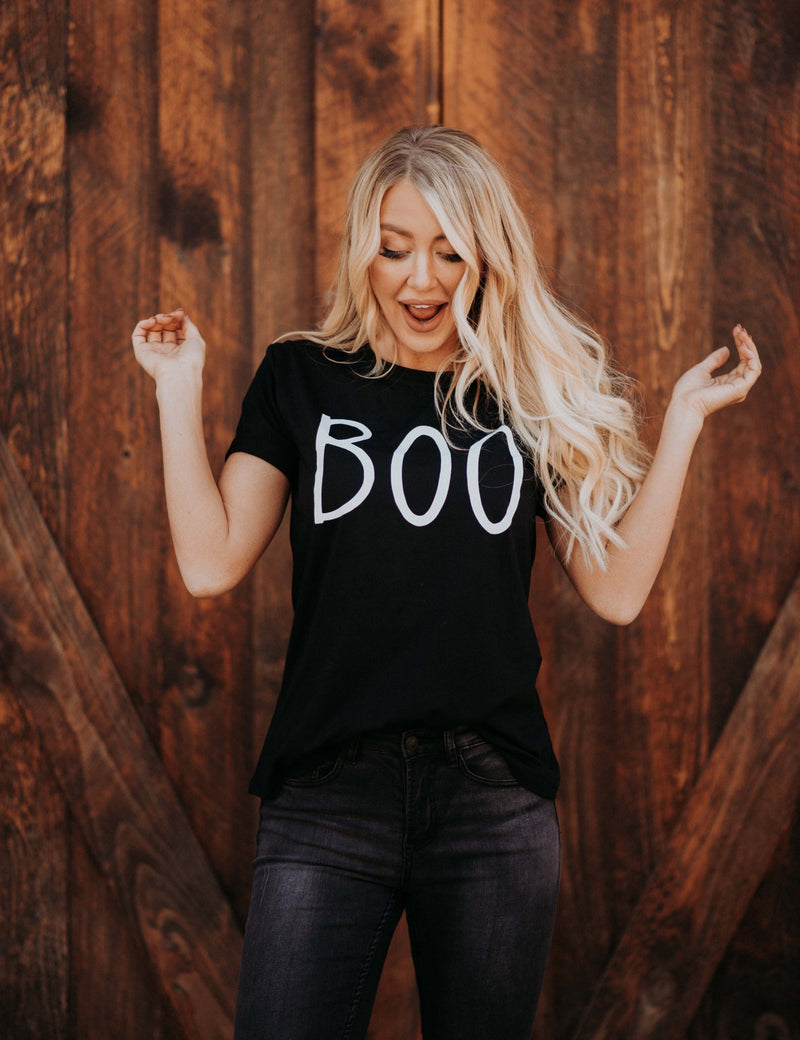 BOO Graphic Tee