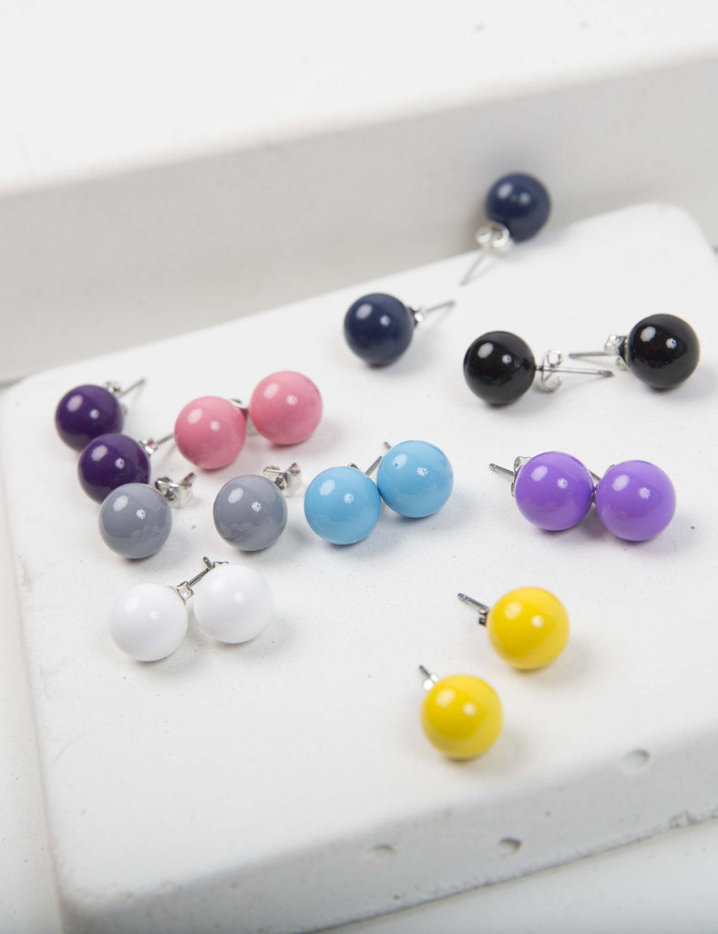 Candy Ball Earrings