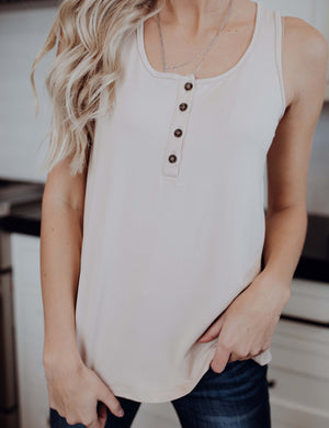 Covering the Basics Tank Top