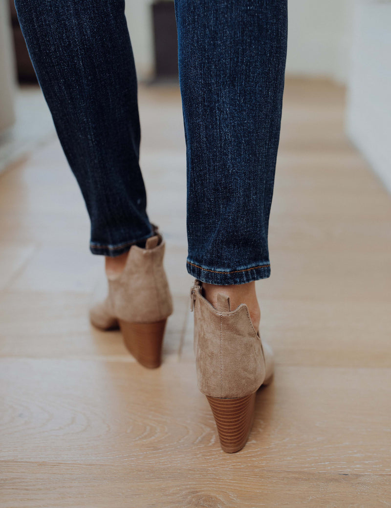 Follow In My Footsteps Booties