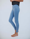 SA Exclusive Little Girl Periwinkle Leggings
