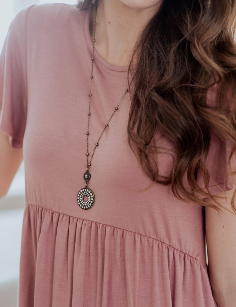 Luna Sole Necklace