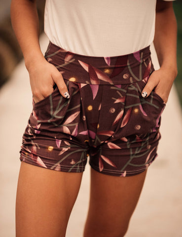 SA Exclusive Primrose Harem Shorts